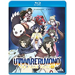 Utawarerumono: False Faces [Blu-ray]