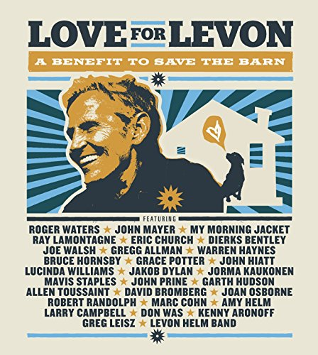 DVD : Love for Levon - Love For Levon: A Benefit To Save The Barn (Super Jewel Box, 2 Disc)