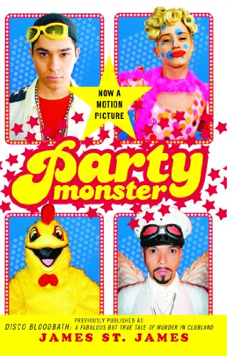 Party Monster: A Fabulous But True Tale Of Murder In Clubland front-1056451