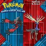 Pokemon 2015 Square 12x12