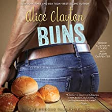 Buns: Hudson Valley, Book 3 Audiobook by Alice Clayton Narrated by Elizabeth Louise, Jason Carpenter