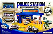 Little Treasures My Police Station Learning Toy Game Set