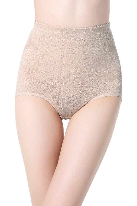Bigood Damen Miederpants Body Figurenformend Unterwäsche Bodyshaper günstig kaufen