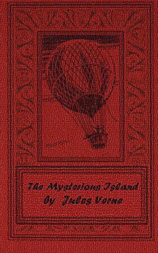 Jules Verne - The Mysterious Island / L'Île mysterieuse (illustrated)
