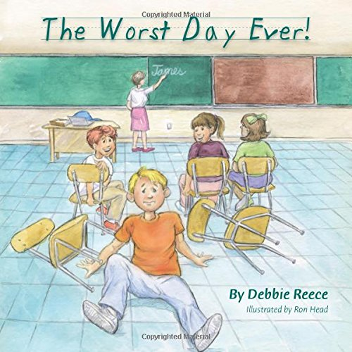 The Worst Day Ever! - USA Best Books Finalist (Mom's Choice Gold & Dove Family Seal honoring family friendly content) PDF
