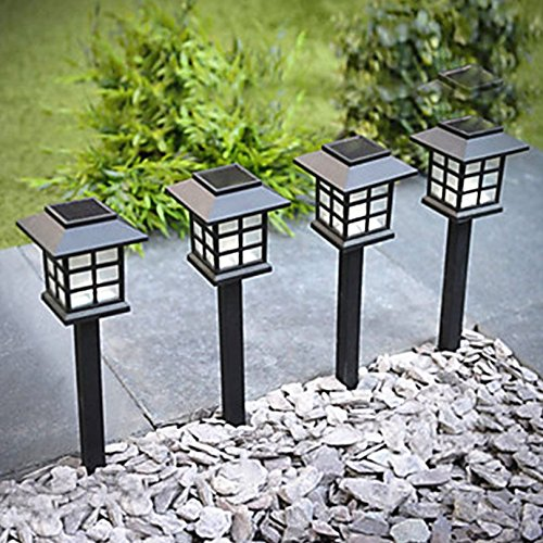Sogrand 8pcs-Pack,Solar Lights Outdoor,Solar Light,Landscape