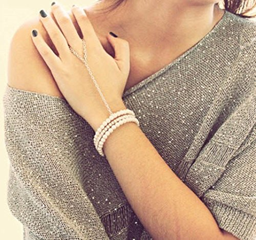 slave-pearl-bracelet-bead-hand-harness-bangle-ring-chain-vintage-bohemian-boho-hippie-fashionpearl