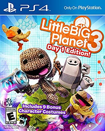 Little Big Planet 3 Launch Edition - PlayStation 4