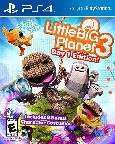 LittleBigPlanet 3 (2014) (Video Game)