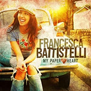 Amazon.com: My Paper Heart: Francesca Battistelli: Music