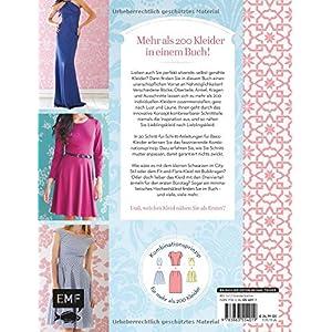 Kleider nähen: Das große Buch für mehr als 200 individuelle Kleider