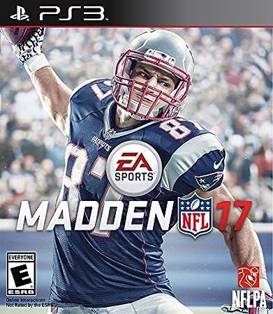 Madden NFL 17 - PlayStation 3 Standard Edition