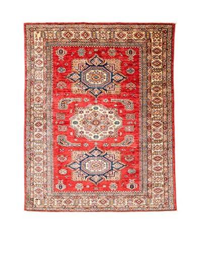 RugSense Teppich Kazak Super rot/mehrfarbig