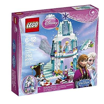 LEGO Disney Princess Elsa's Sparkling Ice Castle by LEGO Disney Princess