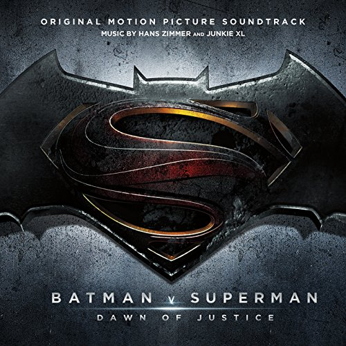 Batman v Superman: Dawn Of Justice- Original Motion Picture Soundtrack at Gotham City Store