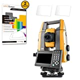 JAVOedge Topcon GT Series Total Station, [Anti-Glare] Screen Protector (2 Pack), Guarding from Scratches for Topcon (Color: Anti-Glare, Tamaño: Topcon GT Series Total Station (2 PACK))