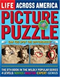 img - for Life Picture Puzzle Across America (Life Picture Puzzles) book / textbook / text book