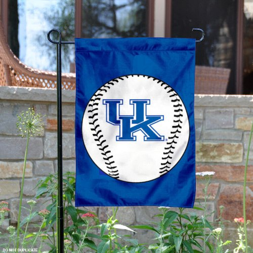 University of Kentucky Baseball Garden Flag and Yard Banner at Amazon.com