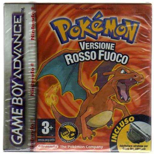 game-boy-advance-pokemon-versione-rosso-fuoco-nuovo