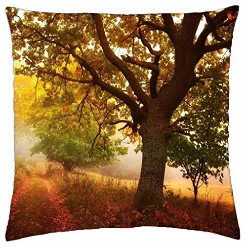 Autumnal - Throw Pillow Cover Case (18