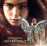 NEW 2015 TREND!!!Films Fantasy The Mortal instrument City of bones Hells Angels Peendant necklaaces