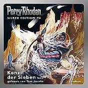 Konzil der Sieben - Teil 2 (Perry Rhodan Silber Edition 74) | Ernst Vlcek, H. G. Francis