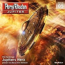 Jupiters Herz (Perry Rhodan Jupiter 5) Hörbuch von Wim Vandemaan Gesprochen von: Marco Sven Reinbold
