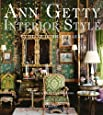 Ann Getty: Interior Style