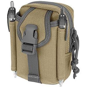 Maxpedition Pochette de ceinture Waistpack M-2 Multicolore Beige taille unique