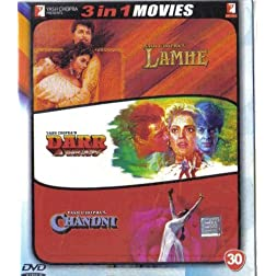 Lamhe / Chandni / Darr