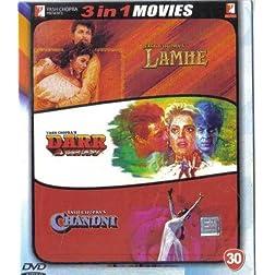 Lamhe / Chandni / Darr