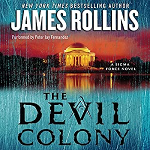 The Devil Colony Audiobook