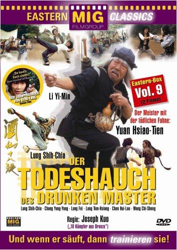 Der Todeshauch des Drunken Master - Eastern Classics Vol. 9