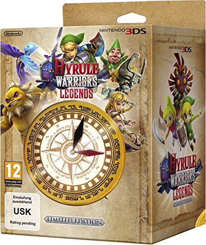 Hyrule Warriors Legends - Limited Edition - [3DS]
