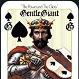 The Power And The Glory (5.1 & 2.0 Steven Wilson Mix) CD+(BLU-RAY) by Gentle Giant [Music CD]