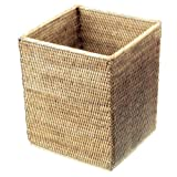 Decor Walther 0927391 Basket QK H Papierkorb quadratisch,...