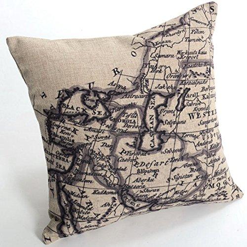 European Square Pillow Cases front-1023052