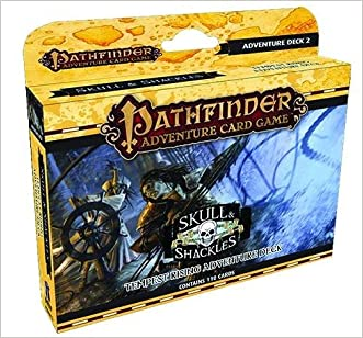 Pathfinder Adventure Card Game: Skull & Shackles Adventure Deck 3 - Tempest Rising (Pathfinder Adventure Deck) written by Mike Selinker