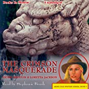 The Crimson Masquerade: Ardis Cole Mystery Series, Book 3 | Loretta Jackson, Vickie Britton