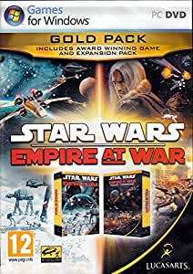 Amazon.com: Star Wars Empire At War Gold Pack: Video Games
