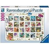 Ravensburger Vintage Postage Puzzle (1000-Piece)