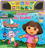 img - for Dora the Explorer: Sounds All Around (Stereo Sound Book) book / textbook / text book