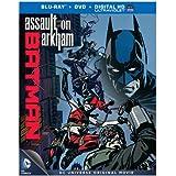 Batman: Assault on Arkham  [Blu-ray] (Bilingual)