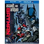 Batman: Assault on Arkham  [Blu-ray]...