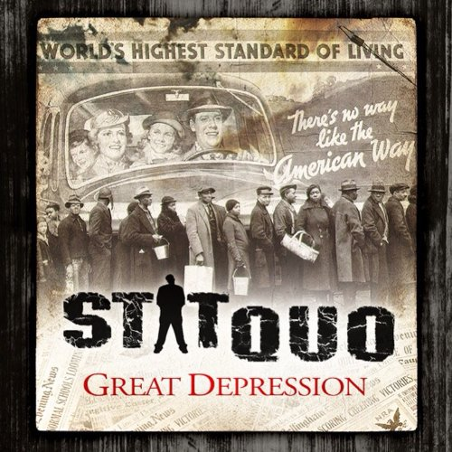 Original album cover of Great Depression by Stat Quo