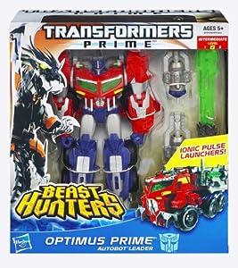 Transformers - A6354E240 - Figurine - Cinéma - Prime Voyager Beast - Optimus Prime - Exclusive Web