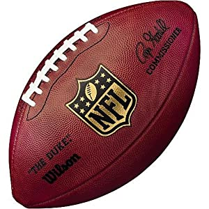 Wilson Official NFL Football - The Duke by Sports Memorabilia