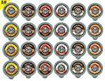 Crazy Cups Crazy Cups Decaf Flavored Lovers Single Serve Cups For Keurig K Cup Brewer Varietysampler,24 Count, 24 Count from Crazy Cups