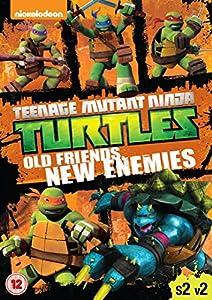Teenage Mutant Ninja Turtles - Season 2: Volume 2 [DVD]