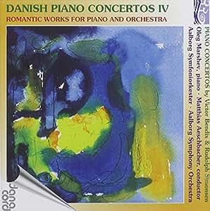 Bendix Simonsen:Concertos for
